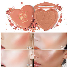 Get more info on the Blush Red Smooth Dull Blush Naturally Brighten Complexion Roug blush high-light repair capacity produits de maquillage 2019