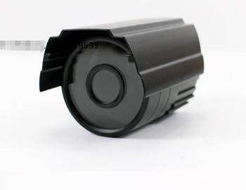 Nowa wodoodporna obudowa kamery zewnętrznej 50 aluminiowa kamera telewizji przemysłowej obudowa kamery s dla kamery AHD IPC CCD PCB tanie i dobre opinie HSmart HD 50-FS