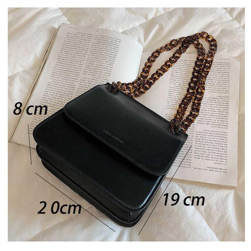 EXCELSIOR модные женские сумки качественная сумка через плечо из полиуретана акриловый ремешок твердые сумки на плечо Большая вместительная сумка sac основной