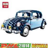 2018 21014 1707Pcs Technic Classic Series The Ultimate Beetle Set children Building Blocks Bricks Toys Model 10187