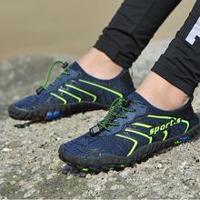 Летняя Повседневная Мужская и Женская Удобная водонепроницаемая обувь для бассейна и пляжа; обувь для дайвинга с принтом «Крик»; модная обувь 2019 года