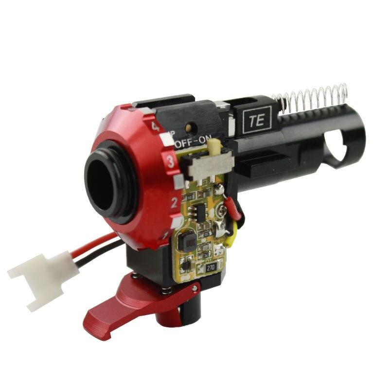 câmara com led para airsoft aeg versão