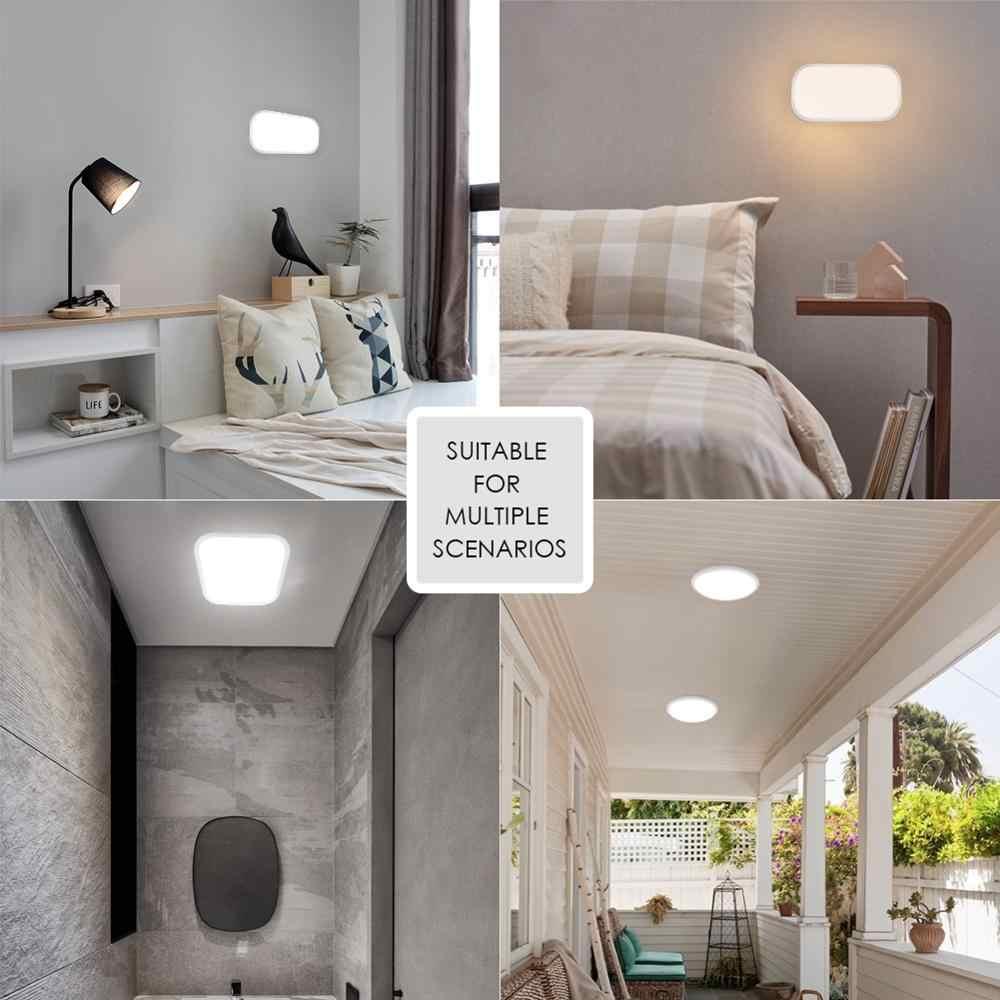 Führte Wand Licht Oberfläche Montiert Leuchte 15W 20W Badezimmer Wohnzimmer Küche 110V 220V IP65 wasserdichte Outdoor La