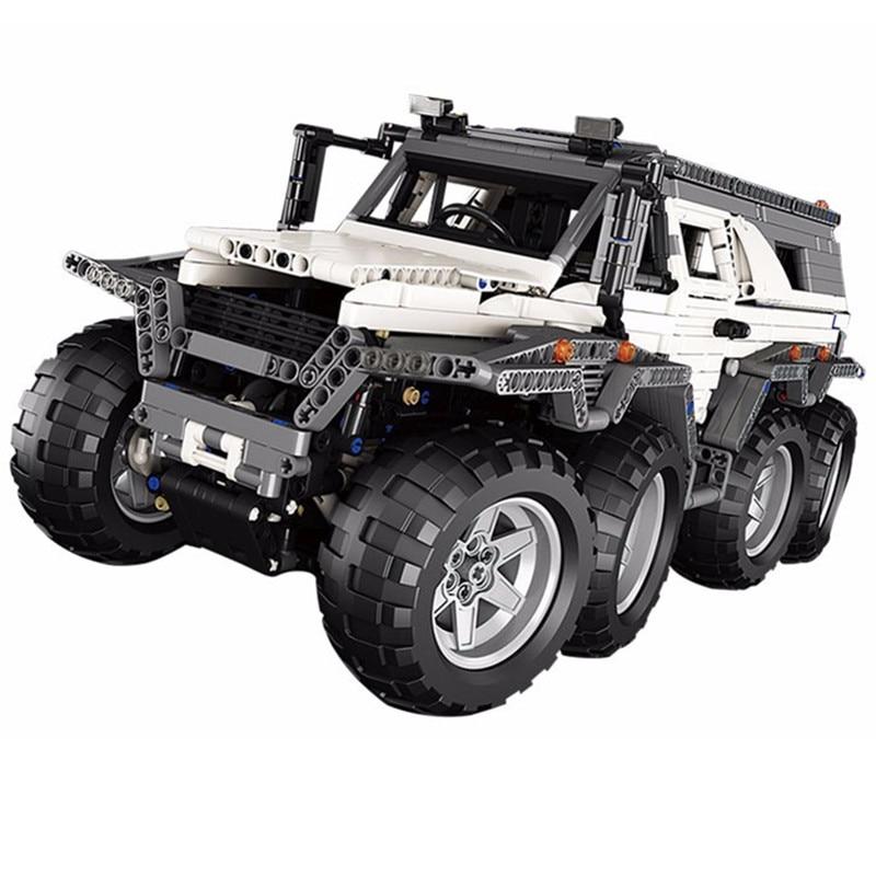 Lepin 2861Pcs <font><b>legoing</b></font> <font><b>Technic</b></font> Series Off-road vehicle Kits Building Blocks Bricks Compatible with <font><b>legoing</b></font> 5360 Toys for Children