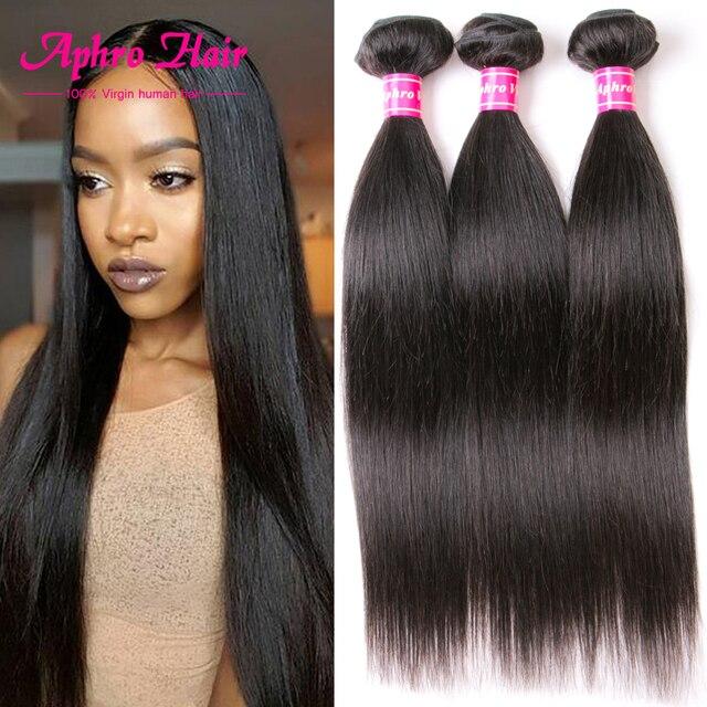 Peruvian Virgin Hair Straight 3 Bundles Straight Virgin Hair Cheap