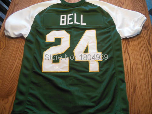 on sale a01cc a9954 Stitched Mens Michigan State Football Jersey LE'VEON BELL ...