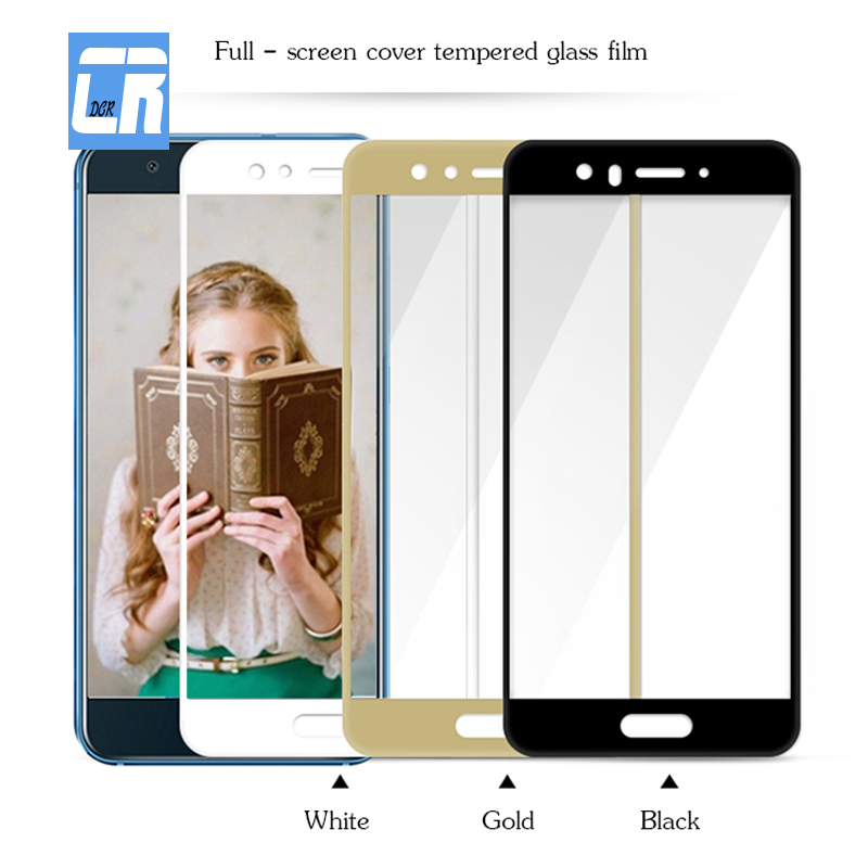Full Cover Screen Protector <font><b>Tempered</b></font> <font><b>Glass</b></font> film for <font><b>huawei</b></font> nova 2 p8 p9 p10 plus lite Protective film for <font><b>huawei</b></font> y5 <font><b>y6</b></font> y7 <font><b>2017</b></font> image