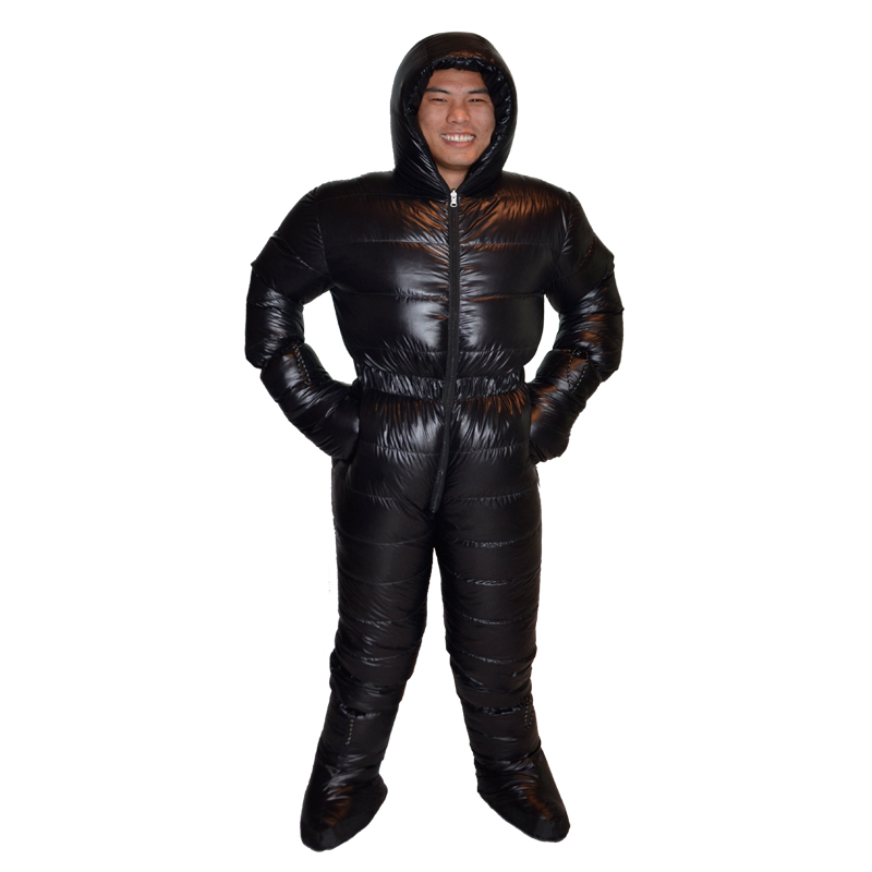 Image 3 - Duvet doie professionnel 3000g remplissage imperméable antarctique arctique expédition hiver vers le bas veste de costume très chaudjacket downjacket jacketjacket warm -