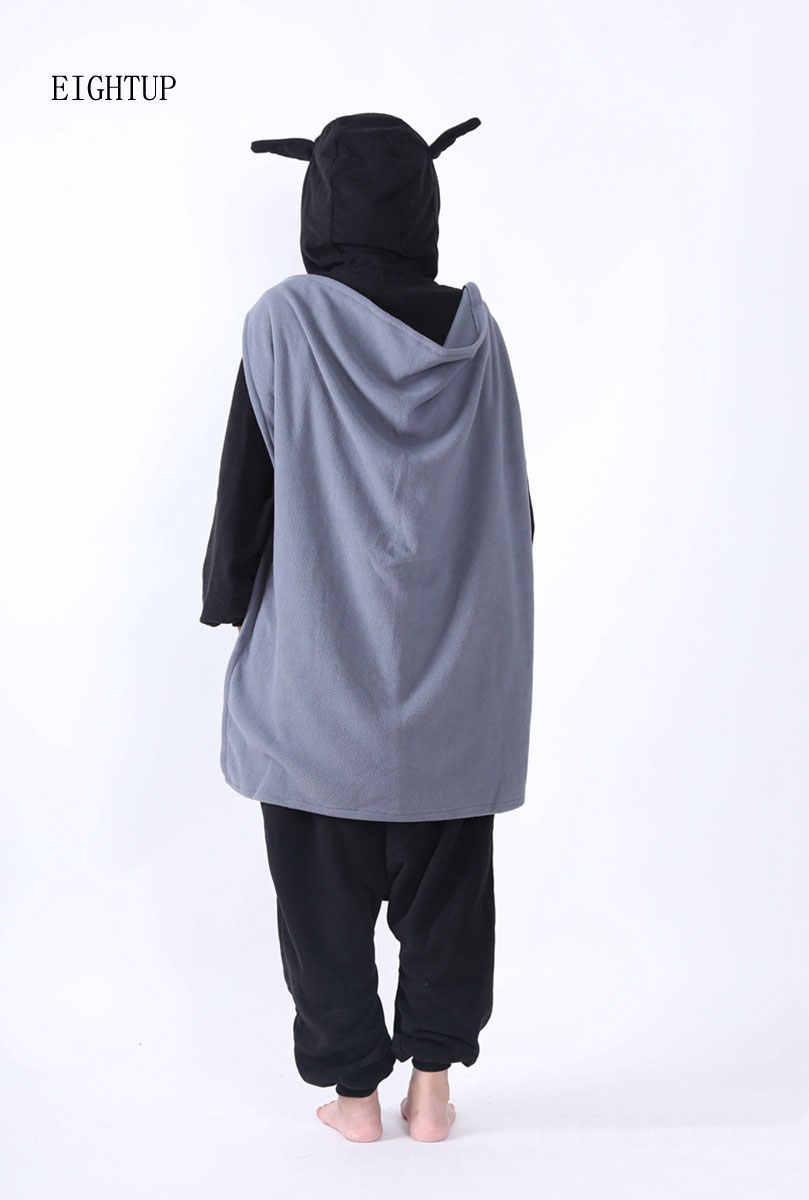 51cceffd239c82 Kigurumi Adult Cartoon New Batman Onesie Pajamas Anime Cosplay Costumes  Unisex Winter Animal Sleepwear Party Pyjamas