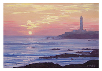 Framed Painting By Number Wall Paiting Picture Oil Painting For Living Room 4050 Sunset