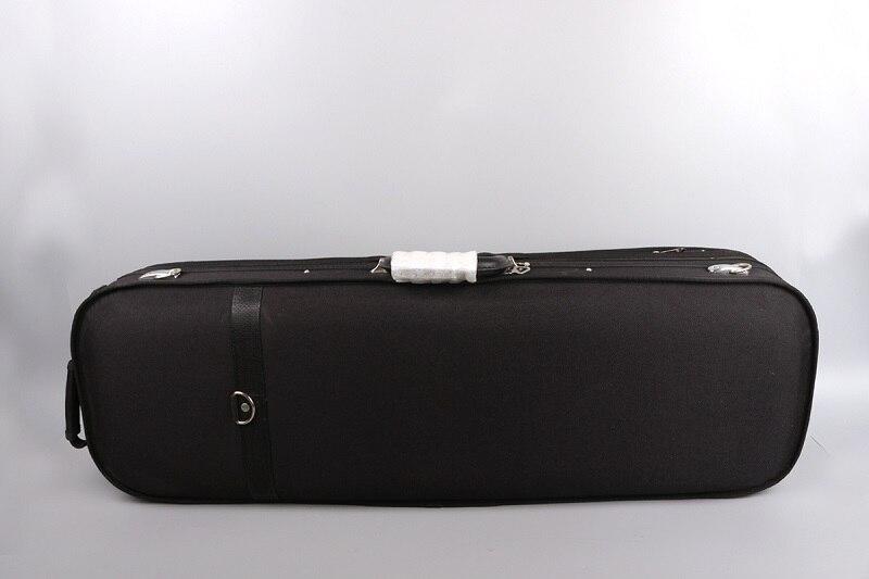 5 звезд Чехол для скрипки водонепроницаемый тонкой формы YKK молния#14 - Цвет: 004