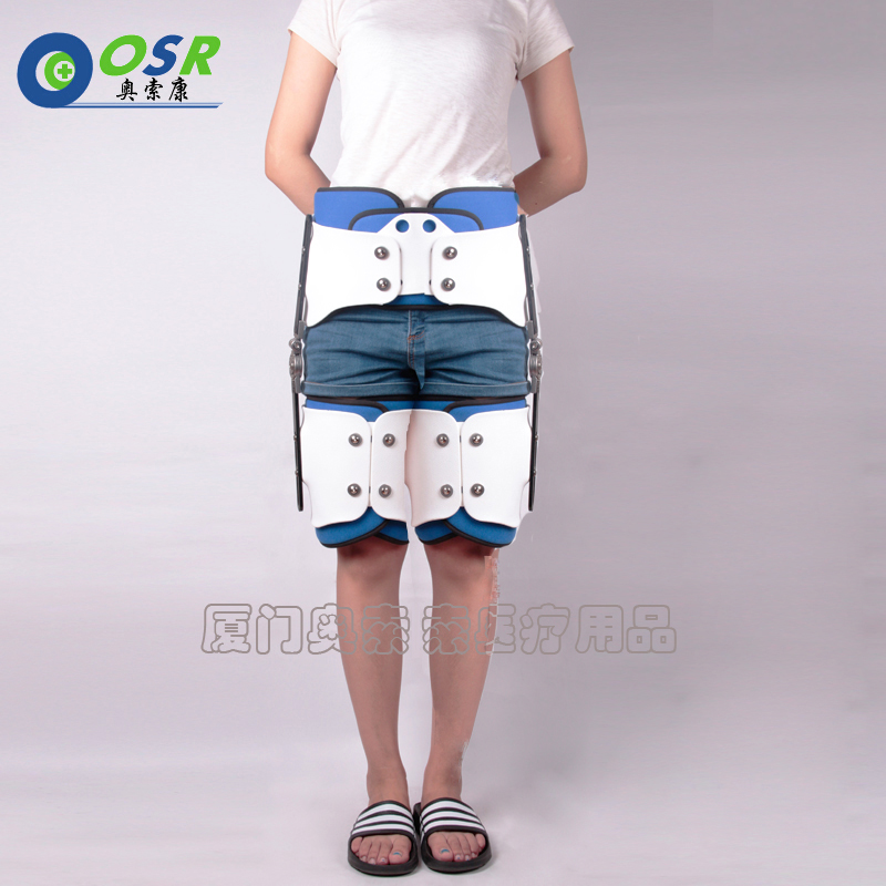 Adults Hip Abduction Orthosis Of Hip Joint Dislocation Fixation Frog Hinge Abduction Hip Joint Dysplasia Frame Fixator both side theodore boone the abduction