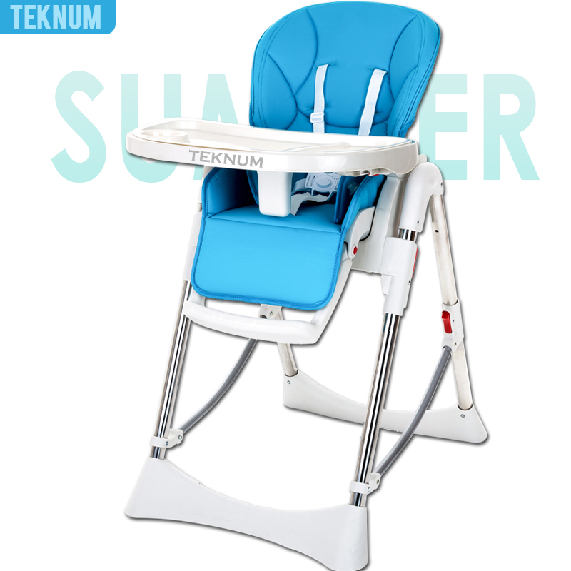 Teknum Baby Dining Chair Multifunctional Folding Portable Child Baby Dining Table Chair