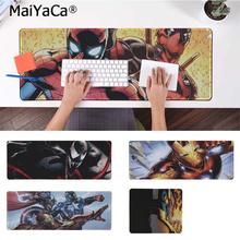 MaiYaCa Funny MARVEL Beautiful Anime Mouse Mat Rubber PC Computer Gaming mousepad