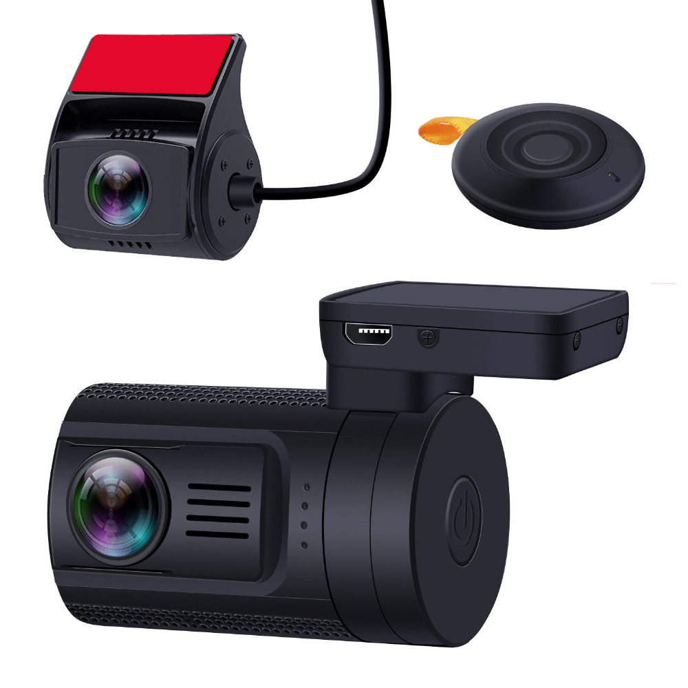 blueskysea car dvr mini 0906 dash camera 1080p dual lens. Black Bedroom Furniture Sets. Home Design Ideas