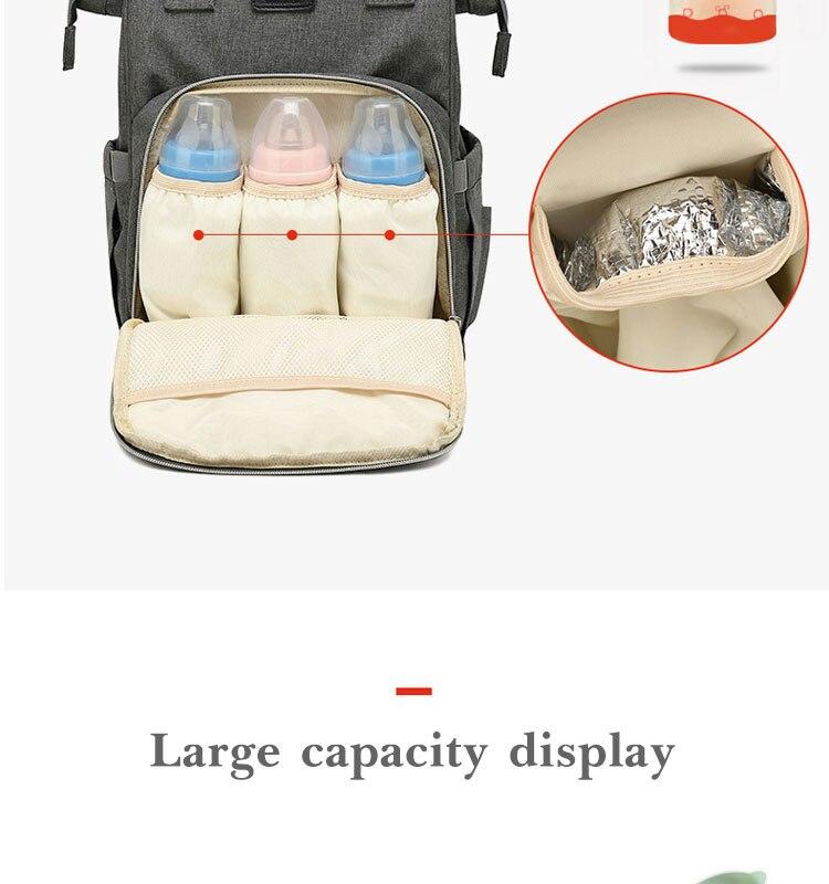 HTB1rqw Q6TpK1RjSZKPq6y3UpXas Fashion Mummy Maternity Diaper Bag Large Nursing Bag Travel Backpack Designer Stroller Baby Bag Baby Care Nappy Backp