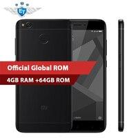 Original Xiaomi Redmi 4X 4GB 64GB 5.0