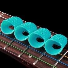 Защитный чехол для музыкального инструмента, 10 шт., защитный чехол для гитары, противоскользящий защитный чехол