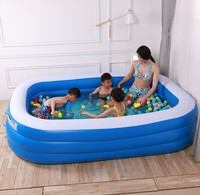 Inflatable Swimming Pool Portable Outdoor Children's Bathing Pool Indoor Inflatable Pool