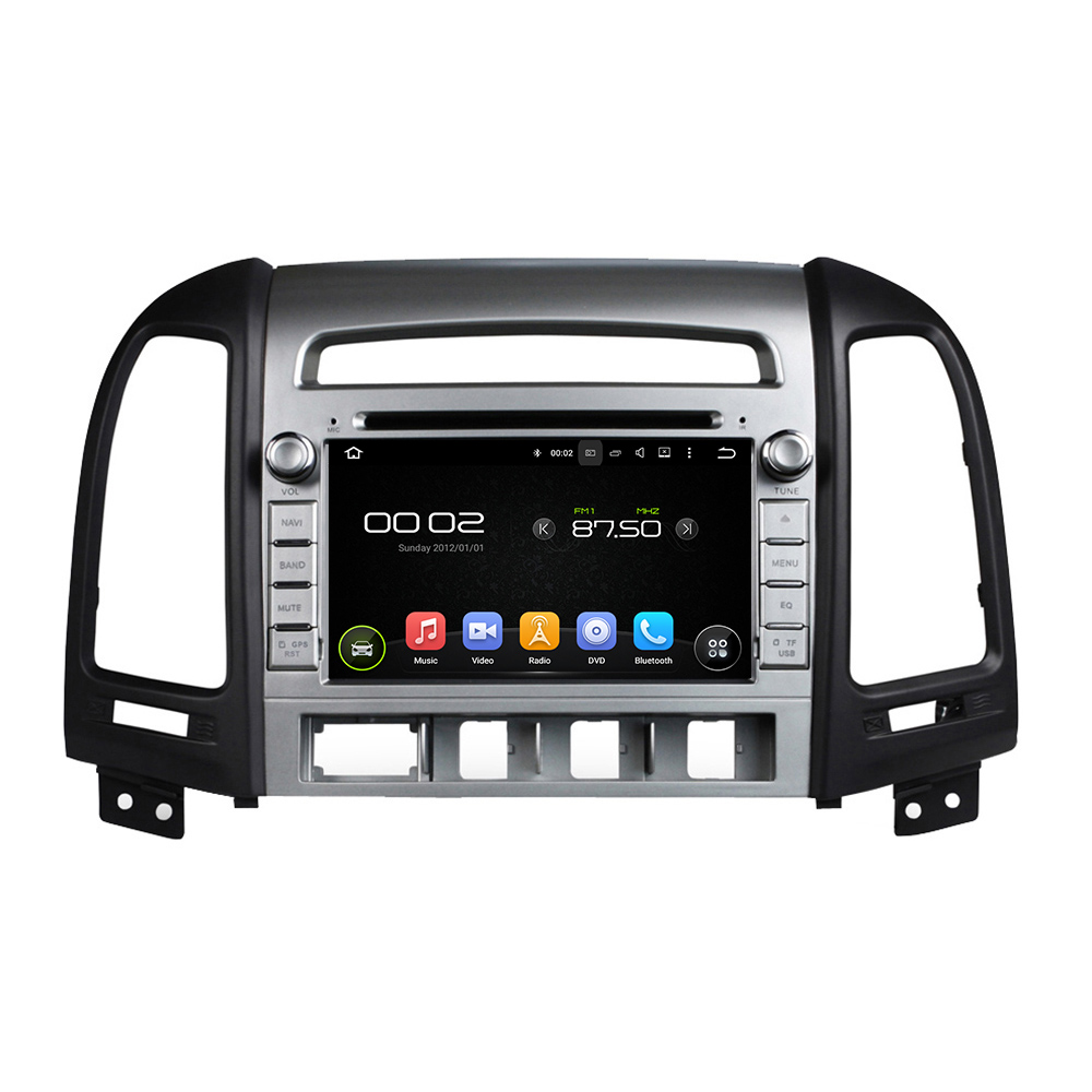 4GB RAM Octa Core Android 8.0 Car DVD GPS Navigation Multimedia Player Car Stereo for Hyundai IX45 Santa Fe 2013 2014 Headunit octa core android 8 0 car dvd gps player 1024 600 for hyundai ix45 2013 santa fe santafe navigation radio head units 3g wifi