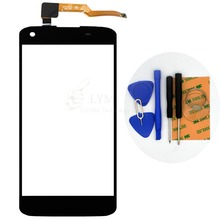 Black TP for Philips Xenium i908 5 0 Touch Screen Digitizer Glass Panel No LCD Display