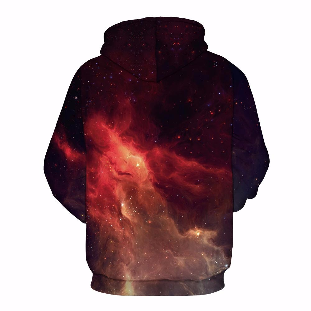 Space Galaxy 3d Sweatshirts Men/Women Hoodies With Hat Print Stars Nebula Space Galaxy Sweatshirts Men/Women HTB1rqyLOFXXXXXWaXXXq6xXFXXXk