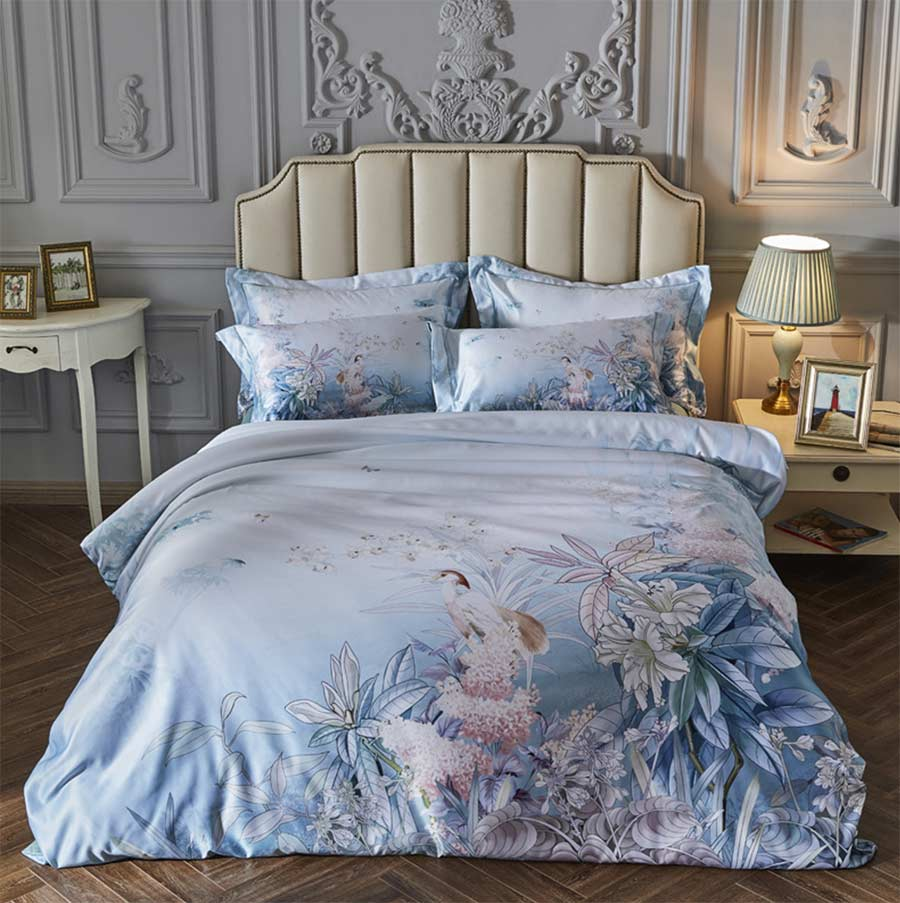 Western bedding set adult teen girl,full queen king cotton european vintage floral home textile bedsheet pillow case quilt coverWestern bedding set adult teen girl,full queen king cotton european vintage floral home textile bedsheet pillow case quilt cover