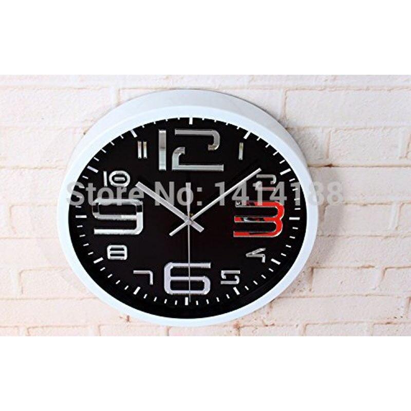 Pendule Digitale Murale. Top Grande Horloge Murale Led Rouge ...