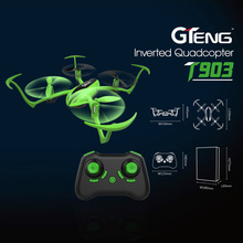 RC Drone T903 Inverted Professional Quadcopter 2.4G 6Axis Helicopter Headless Mode Waterproof Resistance Hexacopter Dron