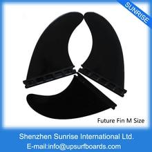 Surf Paddling Future G5 fins Plastic Surfboard Fins quad fin Free Shipping
