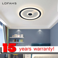 LOFAHS Modern High Brightness LED Ceiling Lights For Living Dining Room Bed Room With Remote Luxury