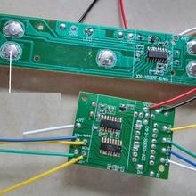 1Set 2.4G Remote Controller Transmitter Receiver Board 8 Cha