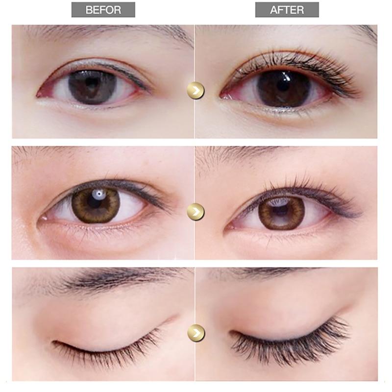 SENANA EGF Eyelash Growth Serum Vitamin E Eyelash Enhancer Longer Fuller Thicker Lashes Eyelashes Eyebrows Enhancer Eye Care 7Ml 4