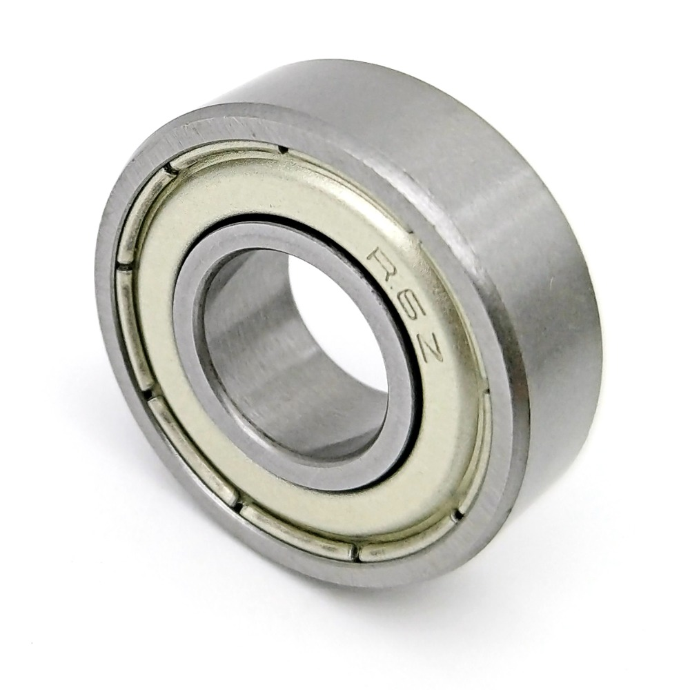 MOCHU Bearing R6 R6ZZ R6Z R6RS R6-2RS 3/8x7/8x9/32 Inch 9.525X22.225X7.142 Ball Bearings Single Row Deep Groove Ball Bearings