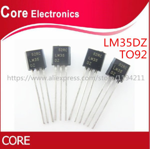 Image 1 - 100PCS LM35DZ LM35 DZ  TO 92