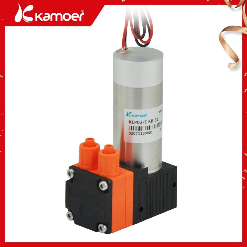 Kamoer KLP02 Diaphragm Water Pump 24V brushless DC Motor Used For Experiment/Liquid dispensing/Inkjet/Medical equipment