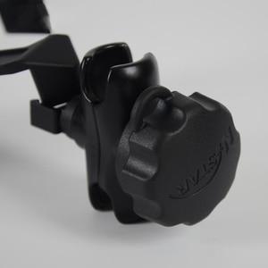 Image 2 - JINSERTA Gemischt Kombination Anti Theft Pin Lock Sicherheit Knob und Schlüssel Knopf für ram mount 1 zoll Durchmesser B größe Arm Buchse