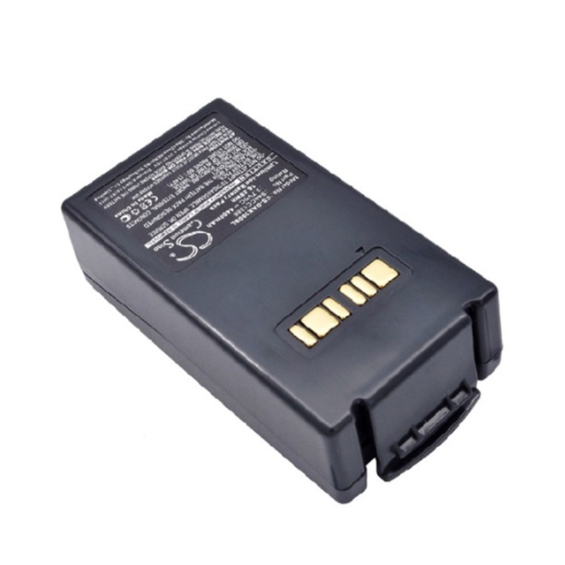 <font><b>4400mAh</b></font> <font><b>Battery</b></font> for Datalogic Falcon X3 Barcode Scanner <font><b>3.7V</b></font> New Li-Ion Rechargeable Accumulator Replacement 94ACC1386 BT-26 image