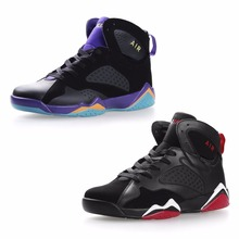 High Upper Lovers Shoes Unisex Breathable Sports Shoes Wear Resistant Outdoor Basketball Shoes Free Shipping