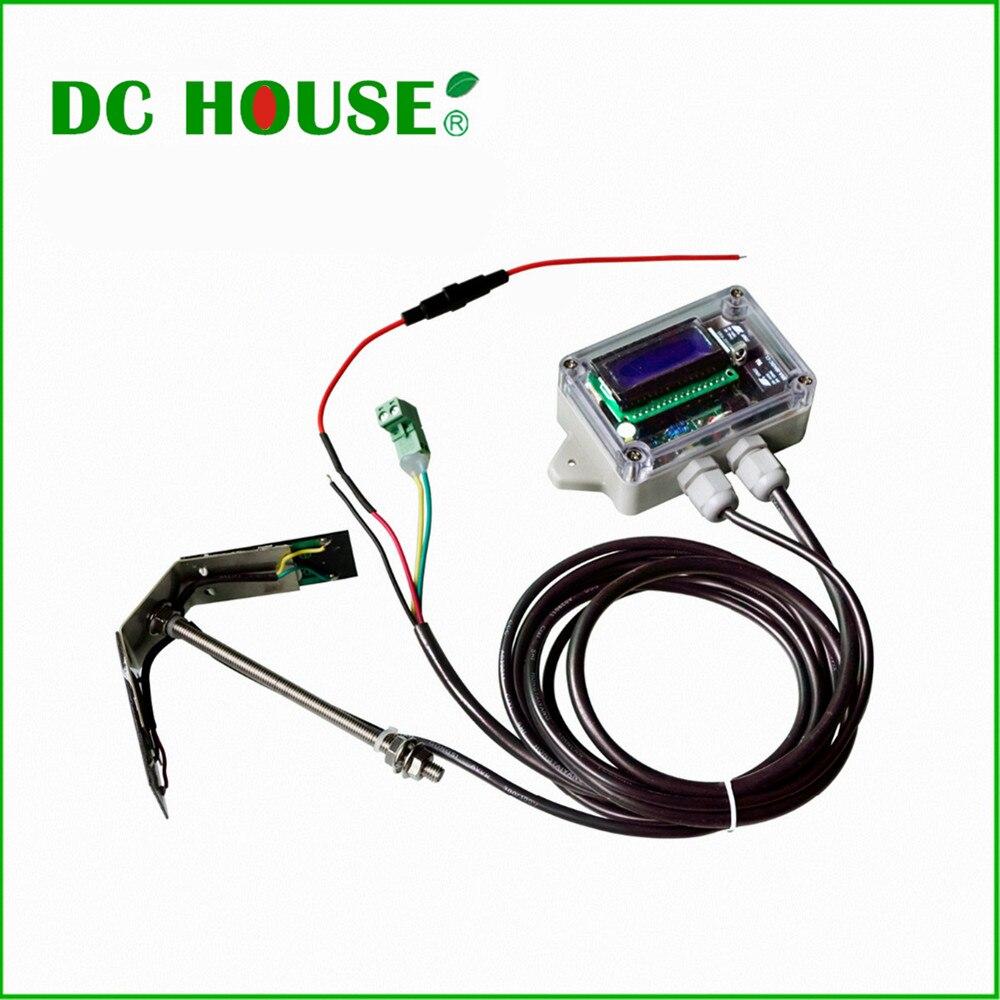 100 w Pannello Solare Tracker Inseguimento Singolo Asse Completo Elettronica Inseguitore Controller