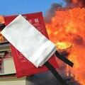Glass fiber fire blanket outdoor survival