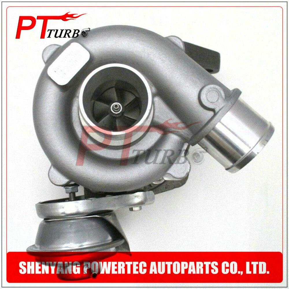 Turbocompresseur complet GT1749V 721164/801891/17201-27030/17201-27040 pour Toyota Auris Avensis pique-nique Previa RAV4 2.0 D-4D