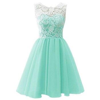 Vestidos De Noche Color Verde Menta Vestidos De Noche