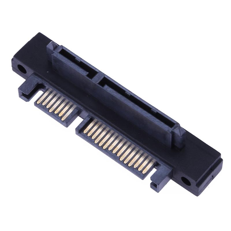SATA Extender Adapter Hard Disk Interface Adapter 90 Degree Angle SATA 22Pin(7+15) Male to 22Pin(7+15) Female Extender Adapter настольная лампа artelamp a2054lt 1wh