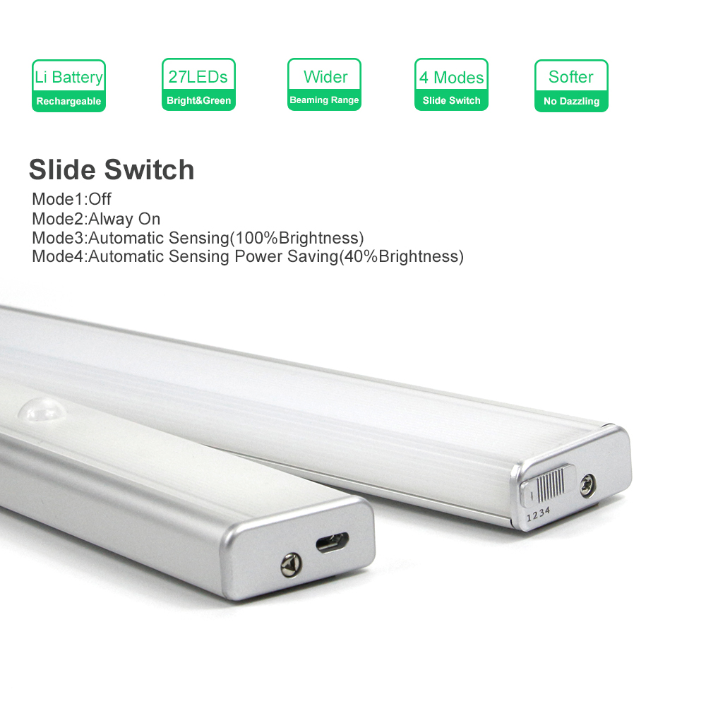 High Quality night light battery