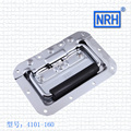 NRH4101-160 cover ring handle Air box handle The cabinet box handle handle Enhanced Edition Chrome plated iron