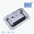 NRH4101-160 tampa anel de lidar com alça da caixa de Ar caixa Do armário lidar com alça Reforçada Edição Cromo ferro banhado