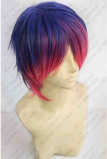 WIG Panty&Stocking Stocking Male Boy Version Cosplay Wigs Free Shipping