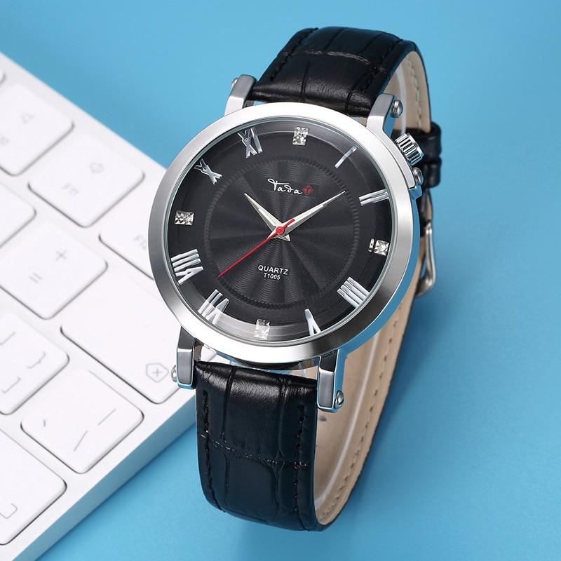 Mens Top Marca de Lujo Relojes de pulsera Tada Cuarzo Hora Reloj 30 m - Relojes para hombres - foto 6