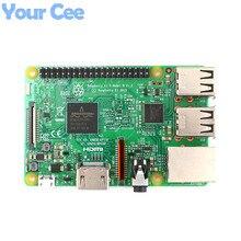 Best price Original Raspberry Pi 3 Model B 1GB LPDDR2 BCM2837 Quad-Core Ras PI3 Modelo B with WiFi Bluetooth RS Version Made in UK